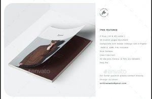 In catalogue khâu keo gáy vuông