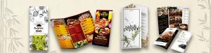 Dịch vụ in menu tại Ánh Dương
