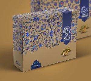 Mẫu hộp giấy đựng bánh