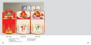 Khánh bìa lẻ AH53 / AH54 / AH55